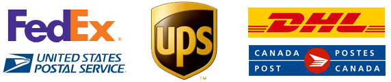 Real-Time UPS, USPS, FedEx shipping rates